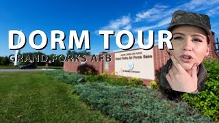Air Force dorm tour: Grand Forks, N.D. | Elora Jean