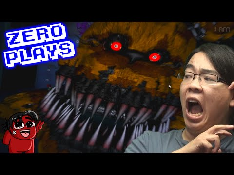 THE BITE OF 87?!? | Five Nights At Freddy's 4 Night 5