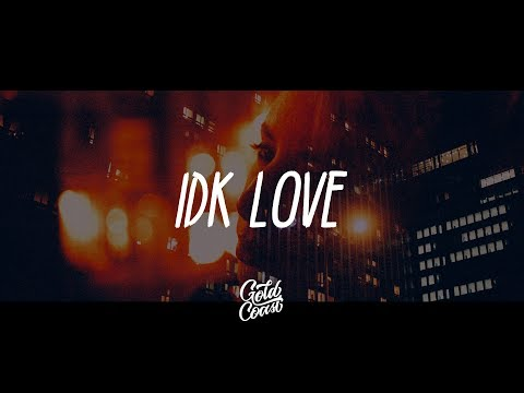 Jeremy Zucker - idk love (lyric video)