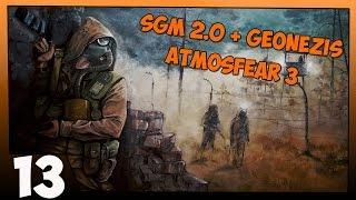 Stalker SGM 2.0 + Geonezis + Atmosfear 3 Прохождение - Часть #13[Наркотрафик, Спайки, Доки о X2](, 2015-06-29T11:57:51.000Z)