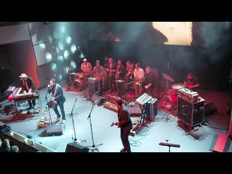 Rustic Overtones Gas on Skin live @ Aura.  Portland, Maine. 3/14/19