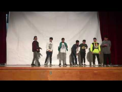 Martin Luther King Jr. Middle School 2018 - Shadow Plays