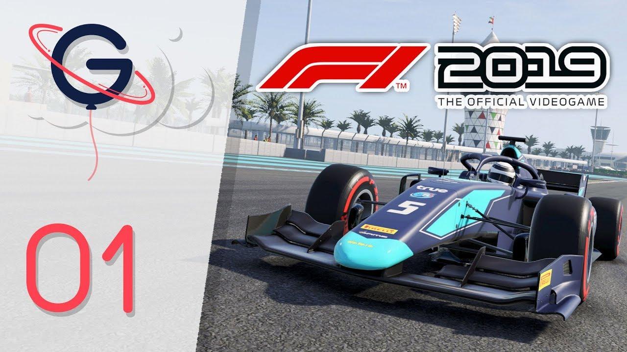 Download F1 2019 : MODE CARRIÈRE FR #1 - Les débuts en F2 !