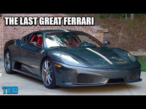 Ferrari F430 Scuderia Review! 8500 RPM V8 MADNESS (feat. Vinwiki Ed Bolian)