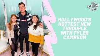 Hollywood's Hottest New Throuple with Tyler Cameron: The Morning Toast, Thursday, February 6, 2020