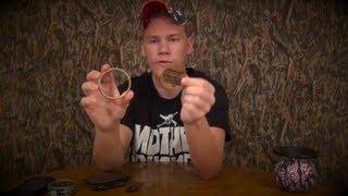 Copenhagen dip lid trick! (Step by Step)