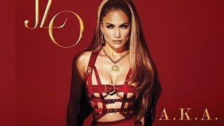 "Jennifer Lopez Sexy ""AKA"" Album Cover & Billboard Icon Award"