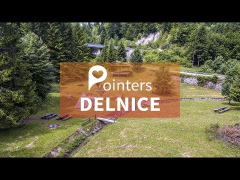 Delnice — Croatia | DRONE FOOTAGE | Pointers Travel