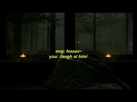 Ong Seongwu as Your Boyfriend: PILLOW TALK