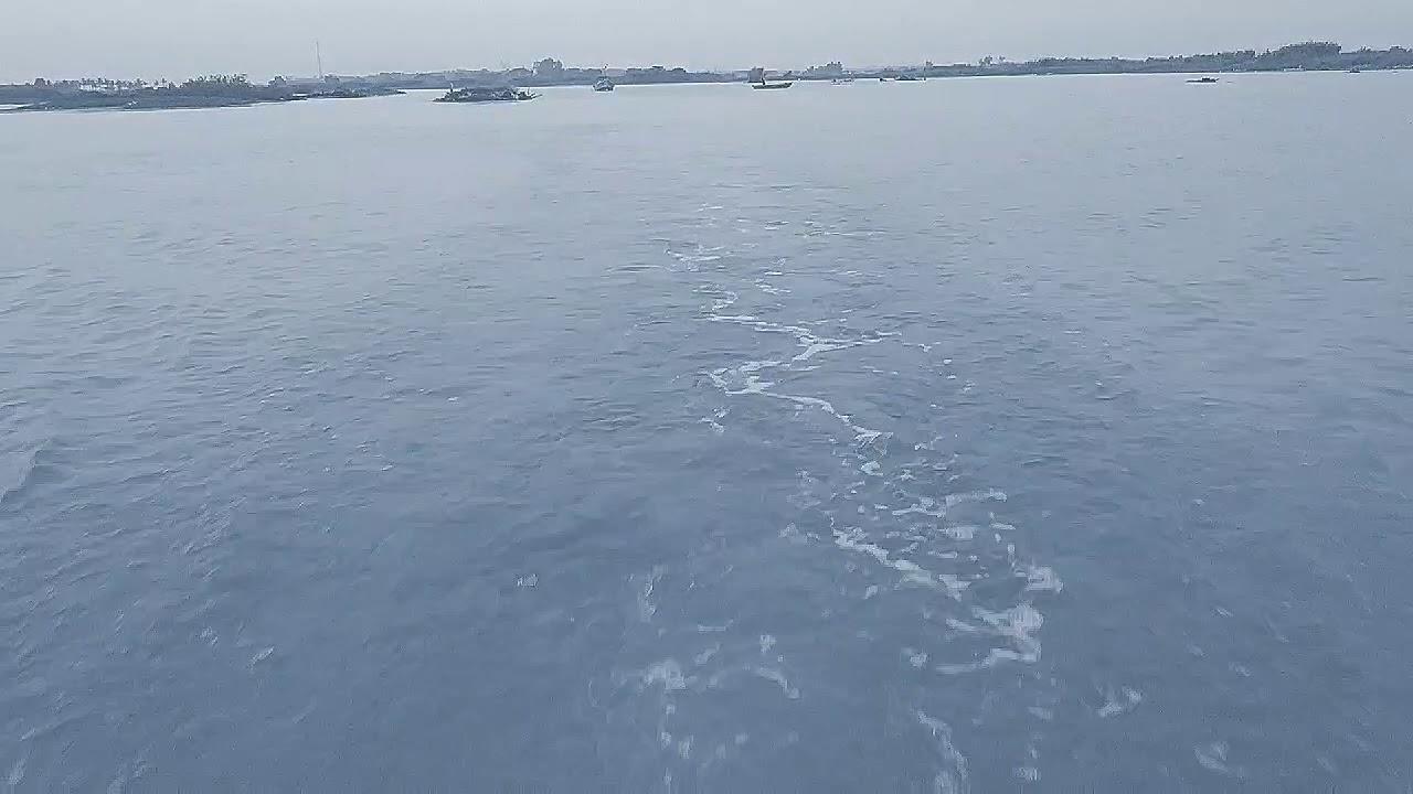Mancing ngapung di pinggir Pulau Lancang Pulau Seribu ...