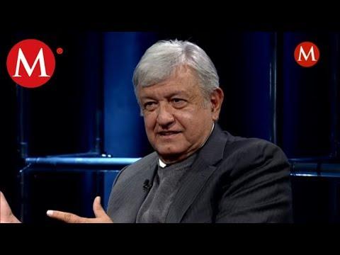 AMLO habla de su seguridad como presidente de México