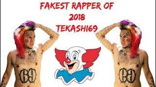Tekashi 6ix9ine Is The Fakest Rapper Of 2018 | Raw, Uncut & Unfiltered (TD Hip Hop)