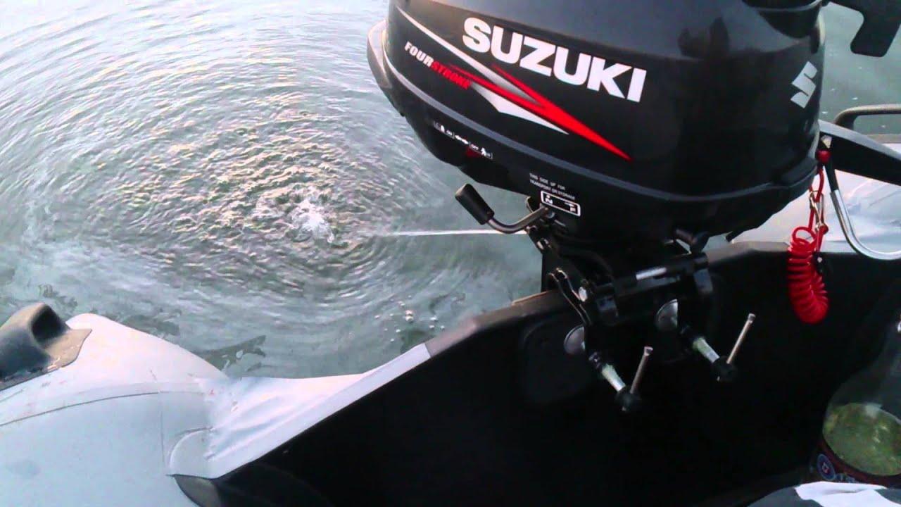 Чека для подвесного мотора SUZUKI