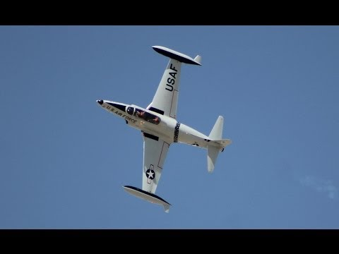 "Lockheed T-33 Shooting Star ""Ace Maker"" Takes to the Sky"