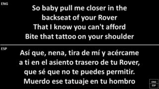 Closer The Chainsmokers ft. Halsey Lyrics Letra Español English Sub