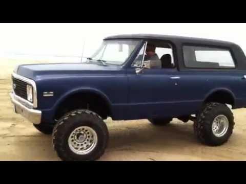 1971 k5 blazer - YouTube