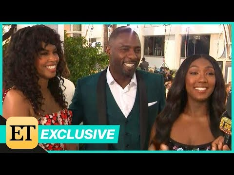 Golden Globes 2019: Idris Elba Squashes Rumor He's the Next James Bond (Exclusive)