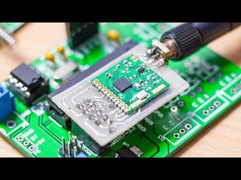 Радиомодемы на Arduino