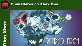 [Dica Xbox] Como Instalar Emuladores no Xbox One - Parte 01/02