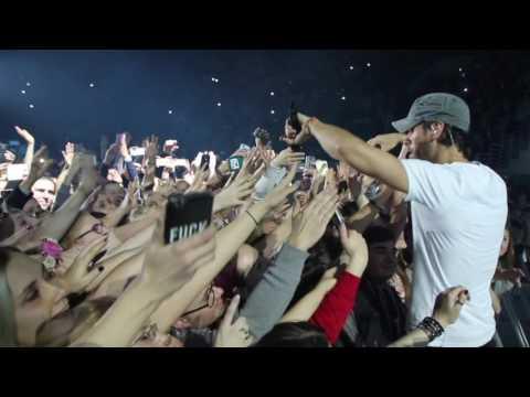 Enrique Iglesias - SEX AND LOVE TOUR - Thank You Poland!