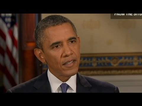 Obama: Syria War Averted If Chemical Weapons Surrendered