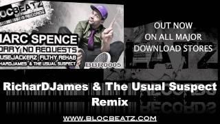 BLOC BEATZ RECORDS: Marc Spence - Sorry No Requests