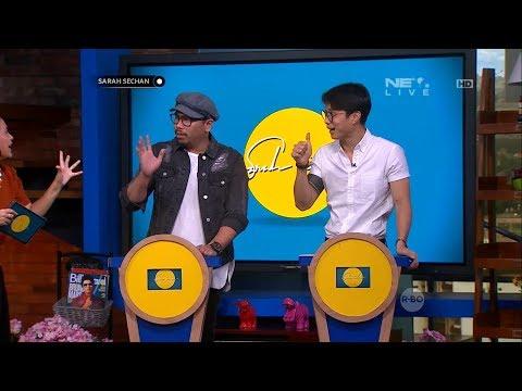 Dikta dan Sammy Simorangkir Kagum Dengan Bakat Teh Sarah Cover Lagu