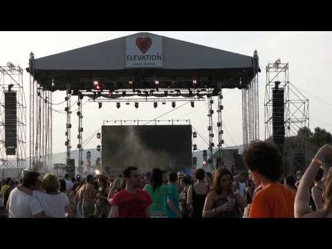 Kosheen - Catch (live)