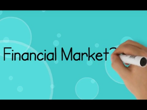 Financial Market & its Types | Primary & Secondary Market |