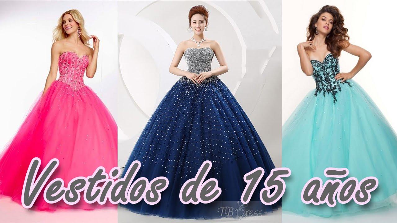 b8ad8b462 ¡¡40 Vestidos de 15 años demasiado Hermosos para ser Reales!! HD - YouTube
