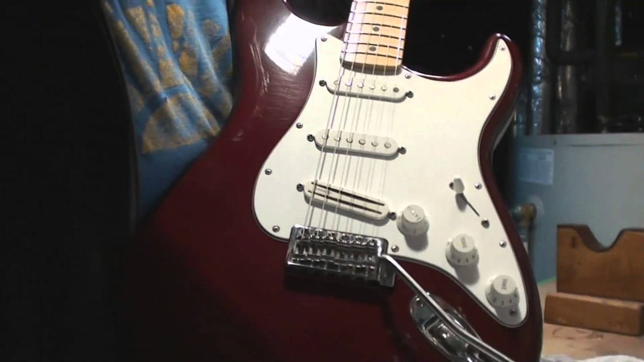 Dating Fender Guitars