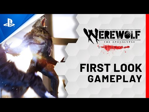 Werewolf: The Apocalypse - Earthblood Gameplay First Look | PS5, PS4