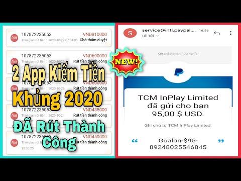Game Kiếm Paypal Đã Rút Thành Công 90$ Uy Tín | Kiếm Tiền Online