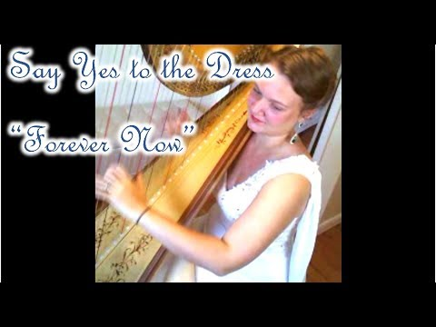 Forever Now ( Say Yes to the Dress ) - Harp Cover by the Michigan Harpist