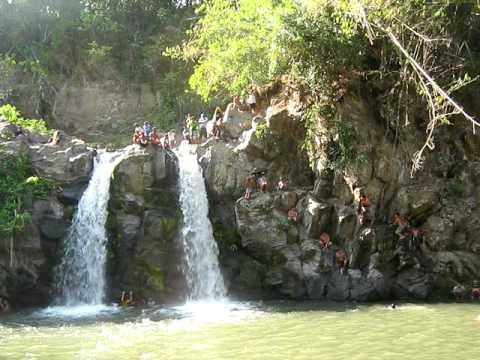 Bunga Falls - Nagcarlan Laguna 2010 - P5