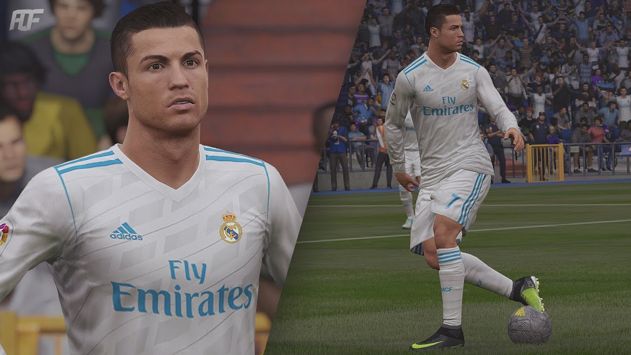 Fifa 18 Real Madrid