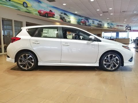 2017 Toyota Corolla iM Review with In Depth Tutorial of All Features at Vann York Toyota