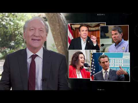 New Rule: Immunity Booster | Real Time with Bill Maher (HBO)