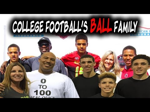 The Ball Family of College Football? .....Not Exactly