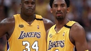Lakers vs Mavs 2002 4th Quarter - Greatest Comeback In Laker History!