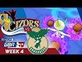 GBA Season 6 Week 4 - Philadelphia Scizors vs Milwaukee Sawsbucks - ANCIENT POWER