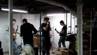 Presomnia - Never Caught Outro (rehearsal) 11/14/2011