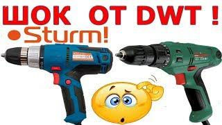 !! ZARBA! screwdriver DWT dan-280T/BM ID-2150P Sturm''axlatni''? Qaysi tarmoq haydovchi tanlash kerak men??