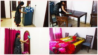 My daily house cleaning routine II Indian vlogger pinki