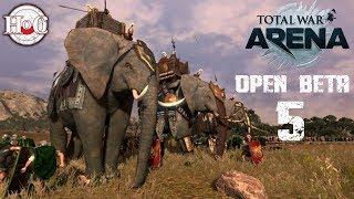 Total War : Arena Open Beta - 5 - AD