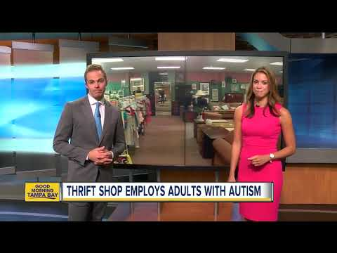 Tampa thrift store to employ young adults with autism