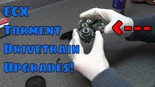Video ECX Torment 2wd Transmission and Driveshaft Upgrades download MP3, 3GP, MP4, WEBM, AVI, FLV Januari 2018