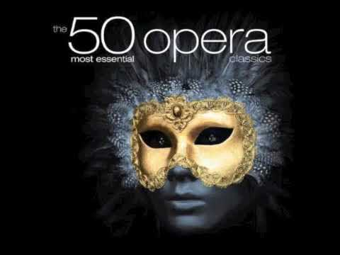The 99 most essential opera classics (complete)