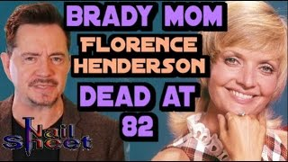 Florence Henderson, Coolest TV Mom on 'The Brady Bunch,' Dies at 82