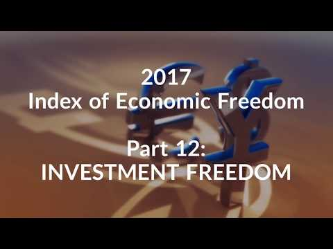 2017 Index of Economic Freedom_Part 12: Investment Freedom